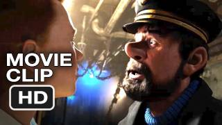 The Adventures of Tintin Movie CLIP - The Unicorn - Steven Spielberg (2011) HD
