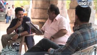 Behind The Scenes - Satish Kaushik - The Director (Gang Of Ghosts)