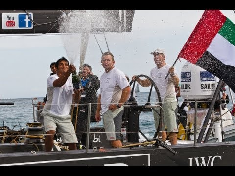 Volvo Ocean Race - Iberdrola In-Port Race Alicante Full Live Replay 2011-12