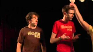 Grupy Impro - Uncalled For - Airport (3dwa1 improff 2011)