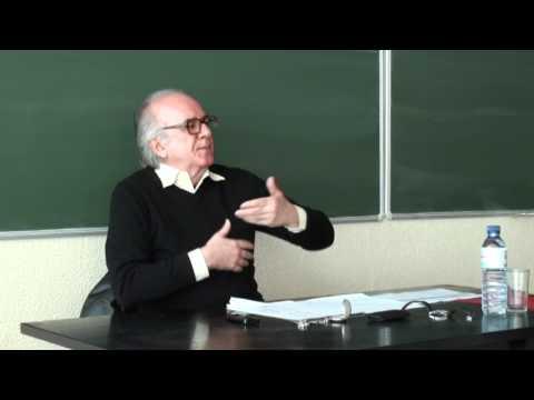 Boaventura de Sousa Santos - Porquê as Epistemologias do Sul?