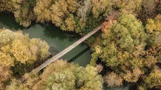 «Мост дяди Коли»: пенсионер из Татарстана отремонтировал мост в своём посёлке (14.10.2019 02:29)