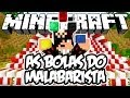 As Bolas Do Malabarista! - Minecraft (NOVO)