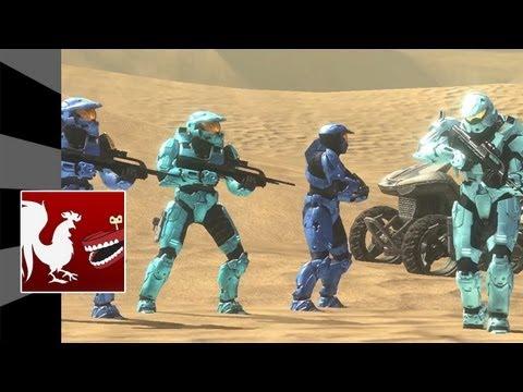 Red vs Blue : Season 10 Episode 12