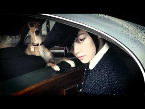Making of Louis Vuitton Fall/Winter 2011-12 Ad Campaign