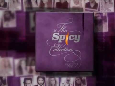 CD The SPICY Collection vol. 2 (TV commercial spot)