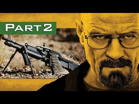 M60 Machine Gun - Breaking Bad: The Breakdown - MK43