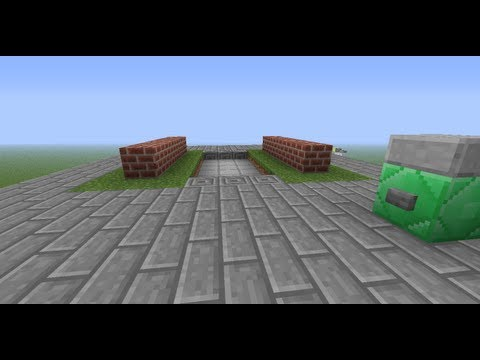 Minecraft: Tile-able Double Piston Block Swapper!