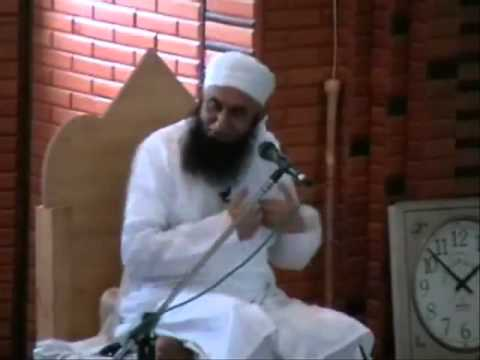 Moulana Tariq Jameel Bayan at Kashmir 2012-07-12