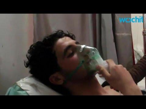 Syria Gas Attack Video Moves UN Security Council Envoys to Tears