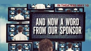 Comedy - AND NOW A WORD FROM OUR SPONSOR - TRAILER   Bruce Greenwood, Parker Posey, Callum Blue