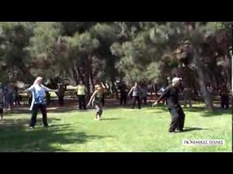 Πρόγραμμα «Τάι Τσι στο Πάρκο»
