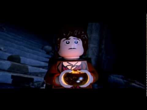 LEGO Lord of the Rings video game Trailer