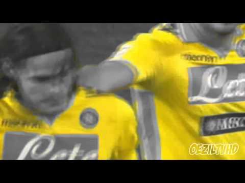 Edinson Cavani || Skills & Goals 2012 HD || SSC NAPOLI