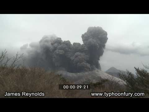 Volcanoes - Best Of Explosive Eruptions In HD!