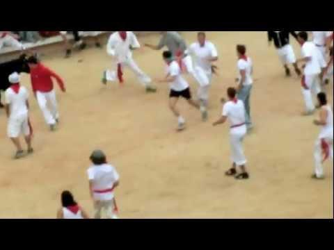 Sexto Encierro de San Fermin 2012 - Toril