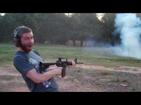 GUNS AND EXPLOSIVES!