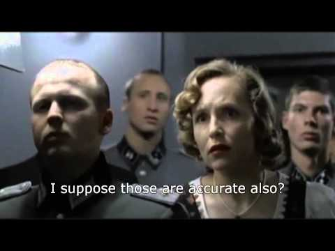 Hitler Finds Out Climate Change is Real
