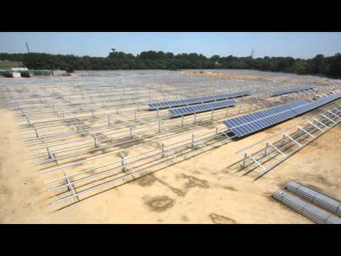 Pfister Energy - 3 MW Solar Photovoltaics (PV) Ground Mount Installation - Mount Laurel, NJ
