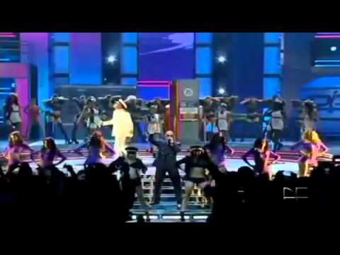 Pitbull International Love ft. Chris Brown Premios Lo Nuestro 2012