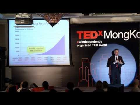 TEDxMongKok -- Tomi Ahonen -- Augmented Reality - the 8th Mass Medium