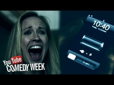 FOMO Horror Movie Trailer (with Anna Camp)