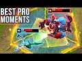 godlike pro player reactions - best moments of week 5 na lcs