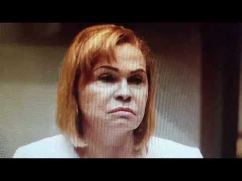 La senadora por la provincia Dajabón, Sonia Mateo, reaccionó de manera airada tras los resultados de la marcha que el pasado domingo encabezaron decenas de organizaciones populares por el fin de la impunidad y la corrupción en la República Dominicana.