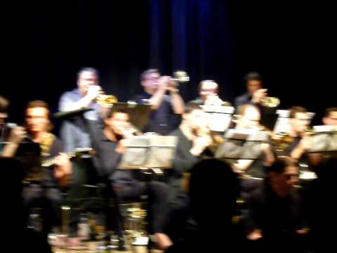 ain´t no mountain high enough  FH Big Band feat. Hannah Werner