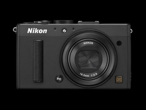 Nikon Coolpix A - DX sensor 28mm f2.8