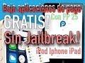 Como instalar aplicaciones de pago gratis sin Jailbreak en mi iPhone iPad iPod 2014