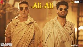 Ali Ali – Blank