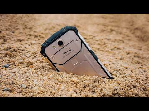 Aermoo M1 Review--Best Rugged Smartphone - UCHGMvINAw7UFfk65SpAPw2Q