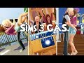 Sims 3: Create A Sim - Valentine's Day Couple (Madison & Jasper)