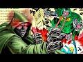 Фрагмент с начала видео - Из чего состоит броня Доктора Дума?! Как она работает? / Комикс в Массу. Marvel Comics