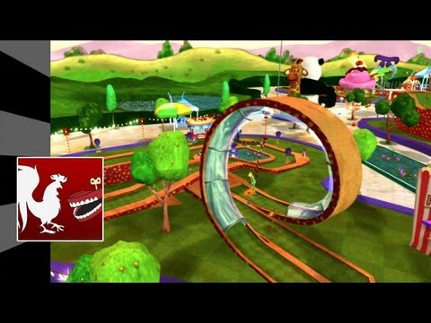 Let's Play 3D Ultra MiniGolf Adventures