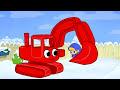 Фрагмент с средины видео - My Magic Christmas Present - My Magic Pet Morphle Episode #11