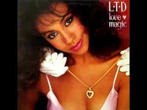 L.T.D. - Cuttin- It Up (1981)