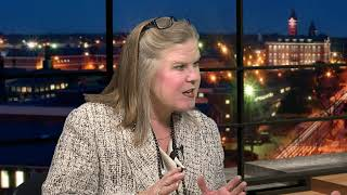 Former Alabama Chief Justice and current gubernatorial candidate Sue Bell Cobb discusses her platform in this year's race.