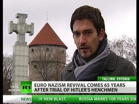 Europe Nazism revival 65 years after Nuremberg Trial