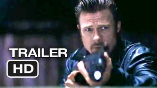 Killing Them Softly Official Trailer (2012) - Brad Pitt, Ray Liotta Movie HD