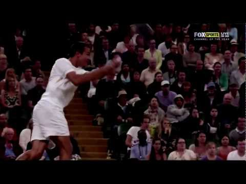 The Fastest Tennis Shots (HD)
