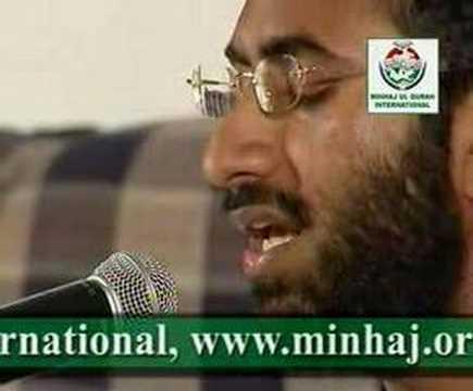 URDU NAAT(Ja Zindagi Madine Se)QARI ASIF IN DUBAI.BY  Naat E Habib