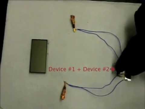 Virus-based piezoelectric energy generator