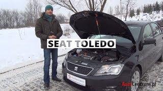 Seat Toledo Style 1.4 TSI, 2013 - wideotest AutoCentrum.pl