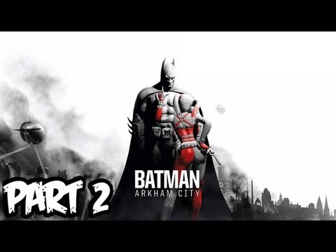 Batman Arkham City Walkthrough Part 2 HD - GIVEAWAY!! - Catwoman! (Xbox 360/PS3/PC Gameplay)
