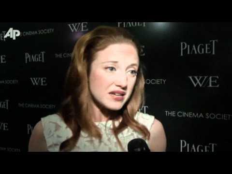 Madonna Premieres W.E in New York