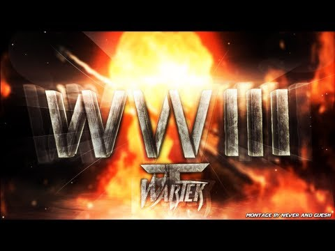 MW3 Sniper Montage | FaZe WaRTeK - World War III by Never & Guesh