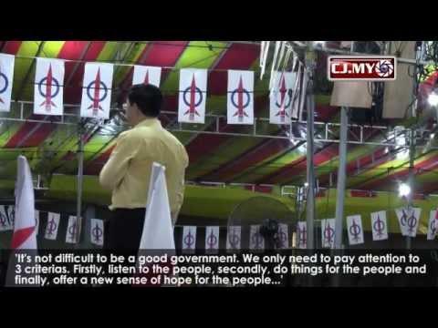 Lim Guan Eng: Johor DAP firing its first salvo in Johor Jaya