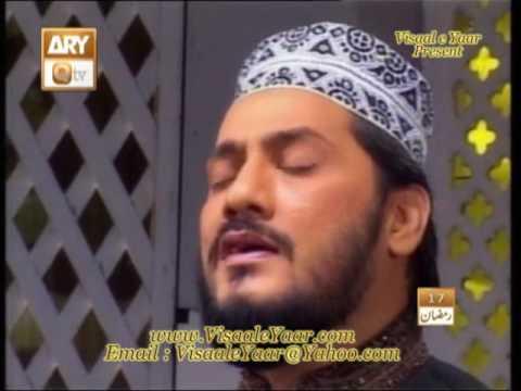 URDU NAAT(Rok Leti Hai)ZULFIQAR ALI IN QTV.BY   Naat E Habib